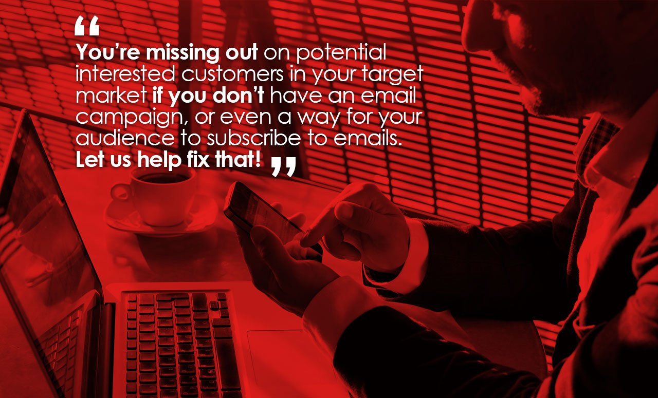Email Marketing is vital to any business