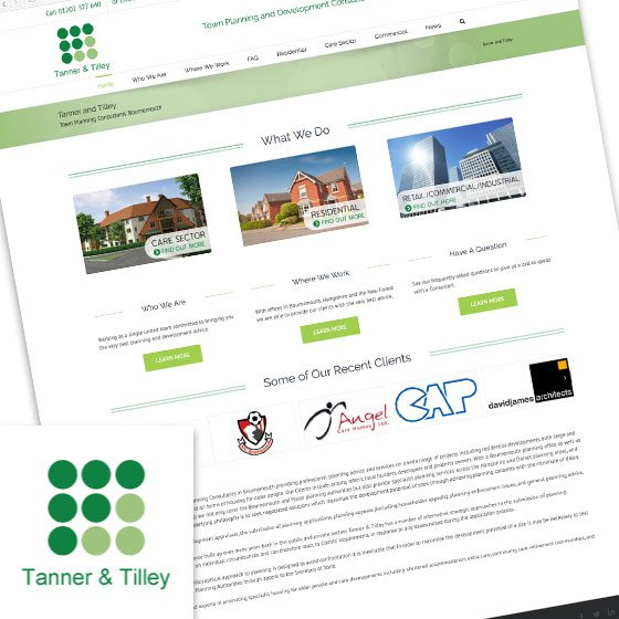 Local SEO for Tanner-Tilley.co.uk by Smoking Chili Media